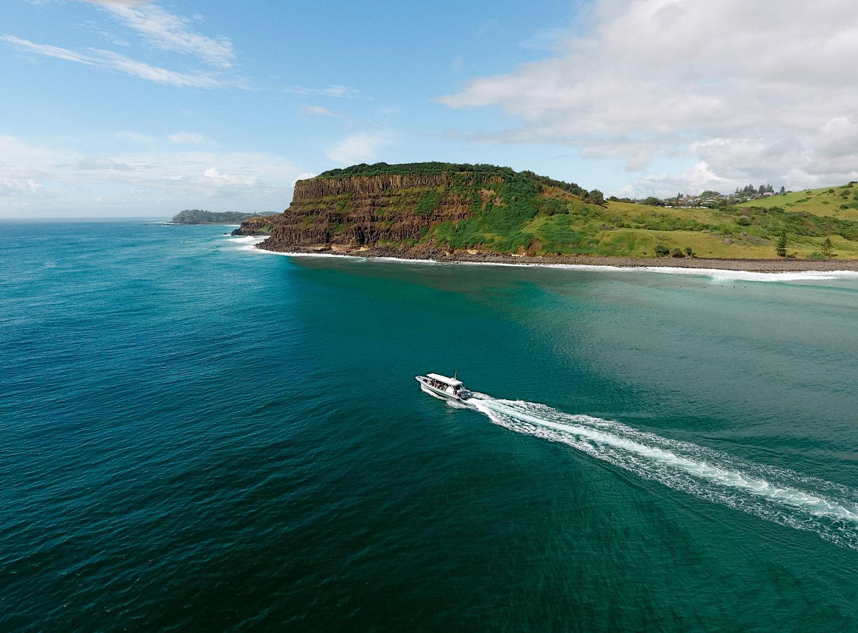 Byron Bay boat trips