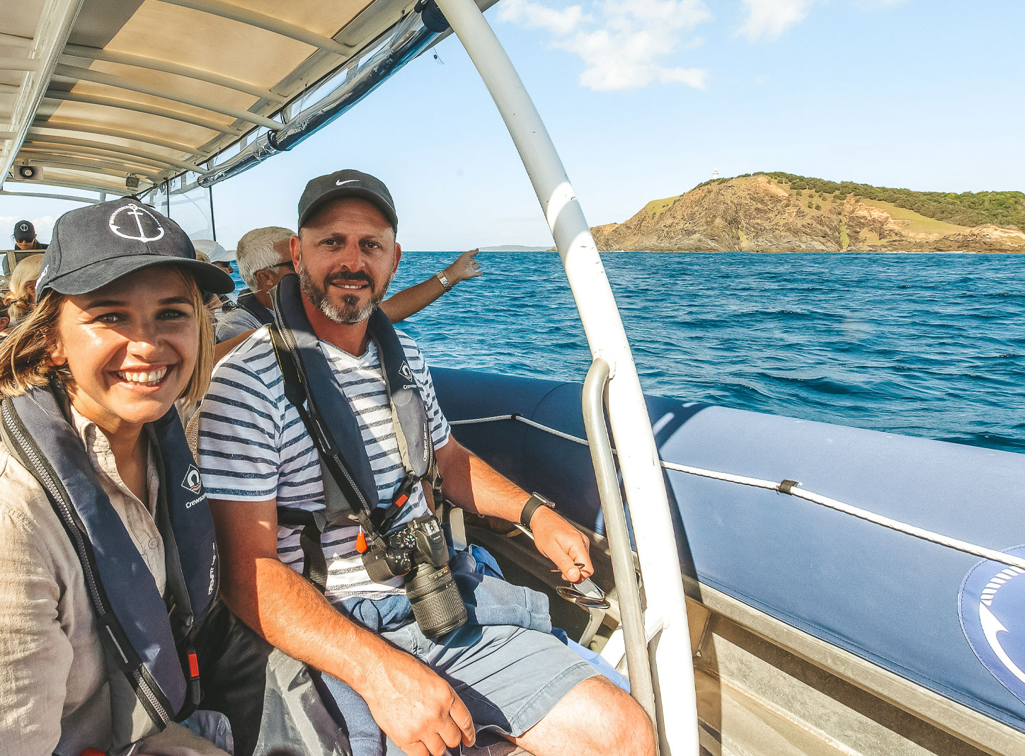Byron Bay boat tours