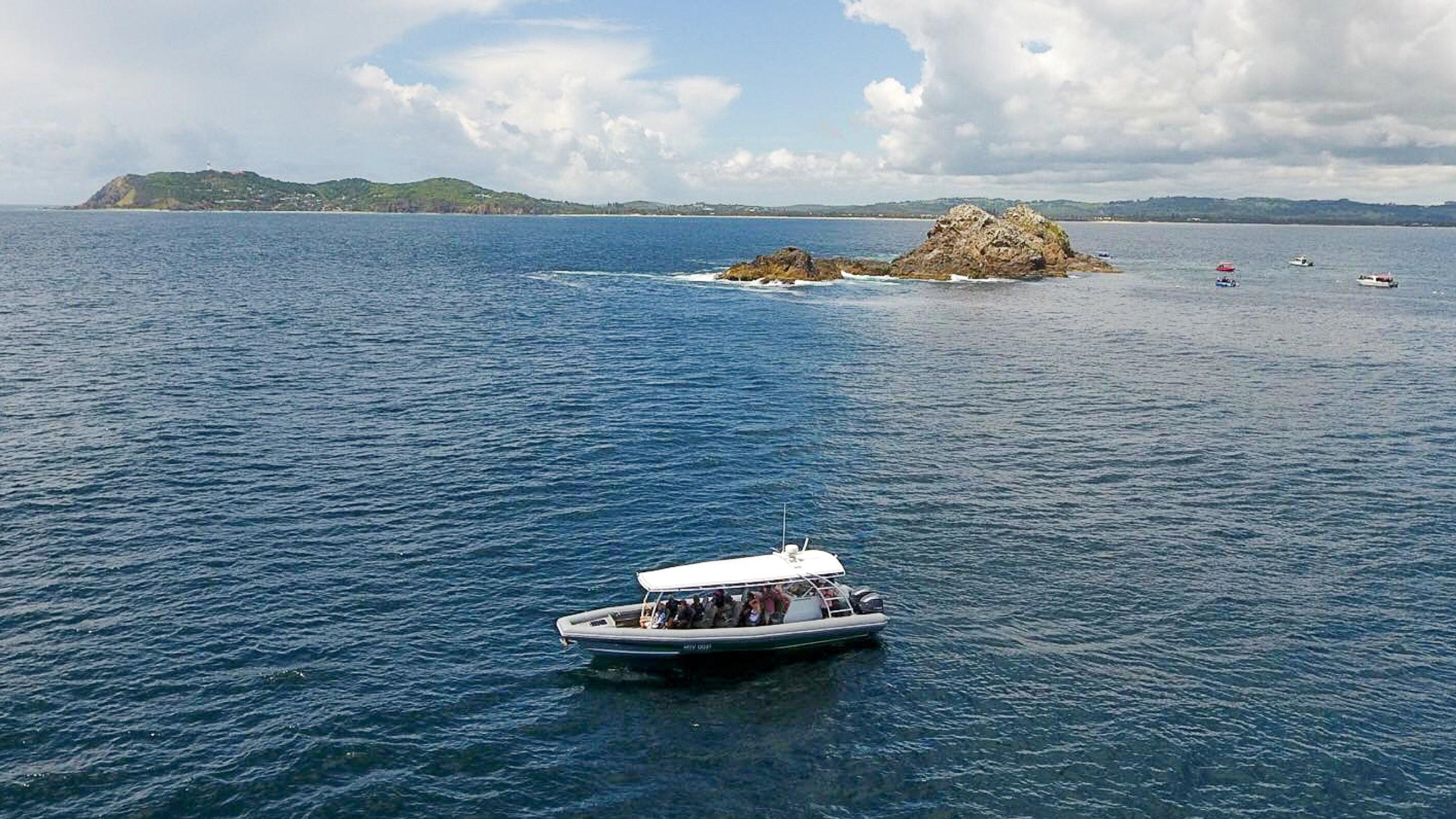 Julian Rocks Byron Bay
