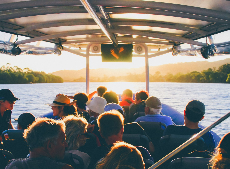 ballina river cruise